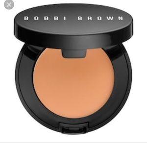 Bobbi brown peach color corrector